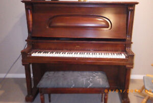Stand up piano