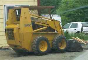 Glace Bay snow plowing / removal $25