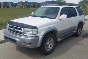 2000 Toyota 4runner Limited *MUST SELL*