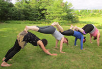 Outdoor Yoga in Conception Bay South - Chamberlains Park
