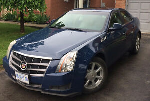 2009 Cadillac CTS AWD w 1SA and Luxury Package Cert and Etested