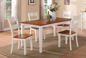 Brand New Dining Table Set 5pc