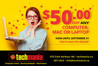 Many models to choose from, PC from $149, laptops from $199
