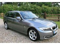 2012 BMW 320I 2.0L EXCLUSIVE EDITION 5 DOOR TOURING ESTATE LOW MILEAGE FSH