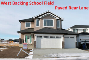 CARSTAIRS, Alberta!   Triple Garage, W/Out, Park   $399,900+