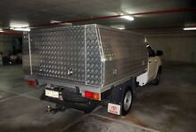 Checker plate single cab ute canopy Coorparoo Brisbane South East Preview
