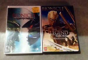 Bionicle DVDs Cornwall Ontario image 1