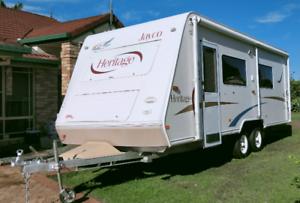 Jayco Heritage 2004 Caravan
