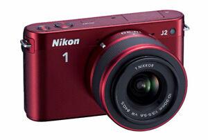 Nikon 1 J2 w/ 10-30mm