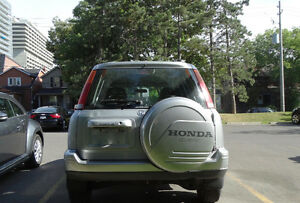2001 Honda CR-V SUV, Crossover Kitchener / Waterloo Kitchener Area image 3