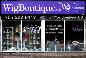 Open your own Wig & Hair Extension Store