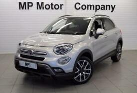 2015 15 FIAT 500X 2.0 MULTIJET CROSS PLUS 5D AUTO 9SP 140 BHP DIESEL S/S 4WD 5DR