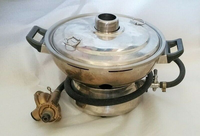~~~ Steam BoaT & GaS SToVe SeT $38 ~~~