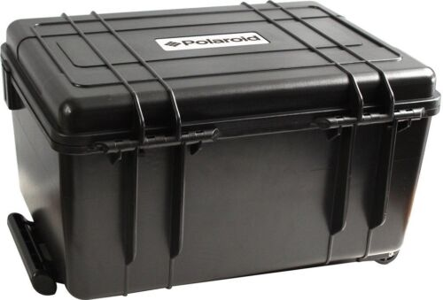 Deluxe Polaroid Wheeled Hard Case with Custom Foam for DJI P