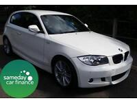 £169.29 PER MONTH 2010- BMW 116 2.0 M SPORT 3 DOOR DIESEL MANUAL