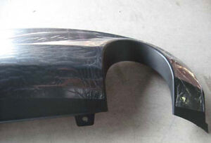OEM-Genuine-866951M010-2008-2012-Kia-Forte-Rear-Bumper-Diffuser-Black-Single
