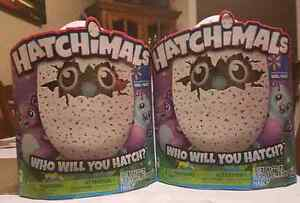 2 HATCHIMALS FOR SALE