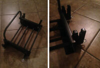 Sled ski / board / utility rack $360