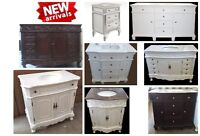 New Arrivals of Bathroom Vanities!