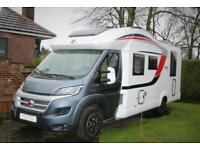 Burstner Ixeo Time it Sovereign 6 Berth Fixed Bed, LHD Automatic Motorhome