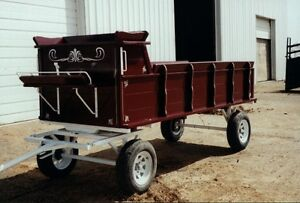 Carriages , wagon, sleighs , carts all new made to order! Cornwall Ontario image 7
