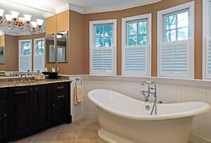 Bathroom Renovations 15 years experience West Island Greater Montréal image 1