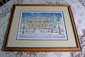 Homecoming-Janice Tanton (Framed and Double Matted)