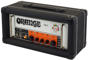 Orange OR15H 15 watt black