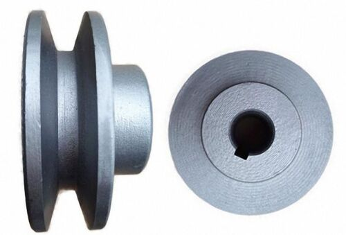 "CAPT2011 OD 40 to 100mm V-Groove Pulley for 3//8/""=9.525mm Belt width-Select Size"