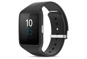 Sony Smart watch 3 - Black - Excellent Condition