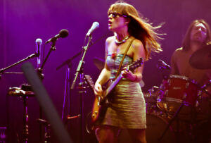 FEIST : AMAZING FRONT ROW FLOOR TICKETS (NEW LOWER PRICE) !!!