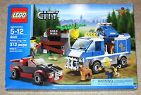 Lego City: Police Dog Van Set #4441 (2012) Retired
