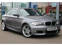 2009 BMW 1 SERIES 120i M Sport Step Auto 18andquot; ALLOYS and PARK SENSORS