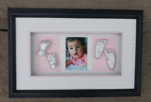 3D Baby Hands and Feet casting!