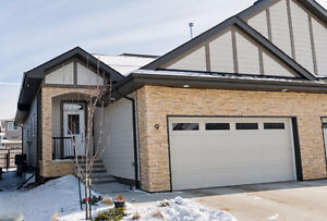 UPSCALE CAREFREE LIVING in SHERWOOD PARK!
