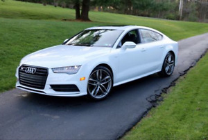 2016 Audi S7 Black Optics