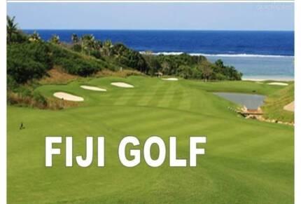FIJI DENARAU NATADOLA GOLF CLUB GOLFING HOLIDAYS