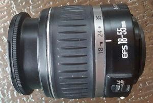 Canon EF-S 18-55mm f/3.5-5.6 II USM Lens...