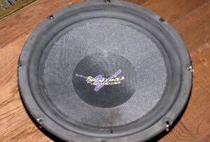 Custom Made Speaker Box for Neon, Plus Speaker and Amp Peterborough Peterborough Area image 3