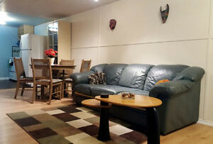 **2-BDR weekly, furnished