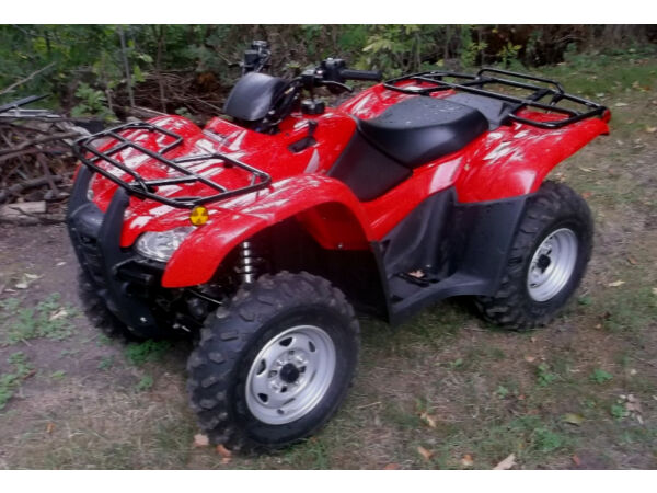Used 2014 Honda TRX 420 4X4 CANADIAN TRAIL EDITION