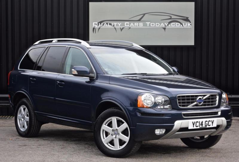 2014 volvo xc90 2 4 d5 diesel awd es auto 7 seats 21k miles heated seats etc in sheffield. Black Bedroom Furniture Sets. Home Design Ideas