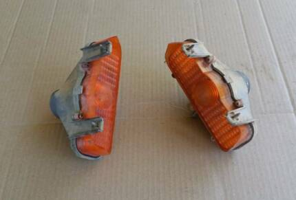 """""""Holden HQ Front Indicator Assemblies Monaro GTS Kingswood Coupe"""