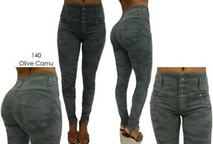 SEXY REAL COLOMBIAN LEVANTA COLA FRANKA SKINNY BUTT LIFTER JEANS Cornwall Ontario image 4
