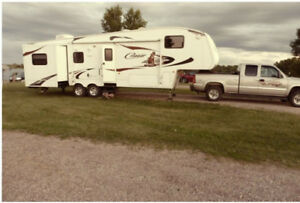 2009 Keystone Cougar 318SAB 5th Wheel
