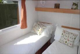Static Caravan For Sale, Essex, 50 Miles from London Center, Steeple, 2 Bedrooms