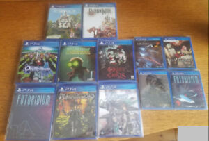 Selling / Trading Limited Run Games titles