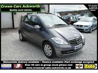 Mercedes-Benz A160 1.5 Blue F Classic SE 2012 MODEL +BEAUTIFUL ORIGINAL EXAMPLE+