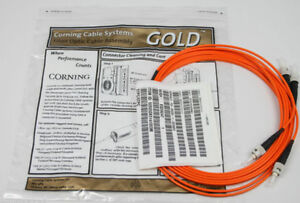 NEW FIBER OPTIC Corning Cable