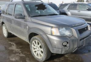 2005 Land Rover Freelander V6